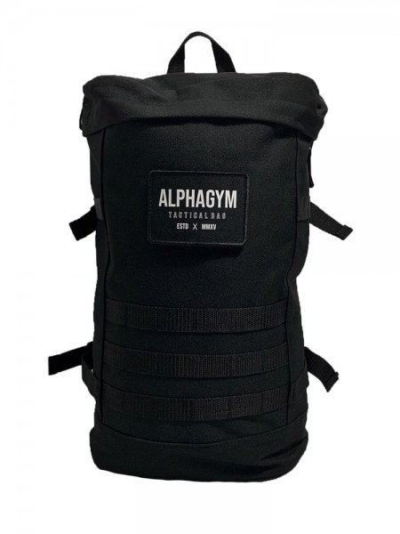 """TACTICAL BAG"" Backpack black/white"