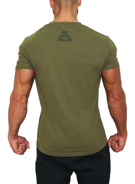 """CLASSIC"" T-Shirt MILITARY GREEN"