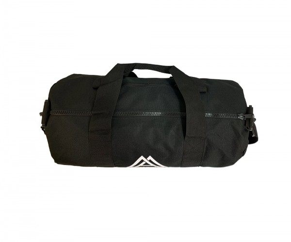 DUFFLE BAG black/white