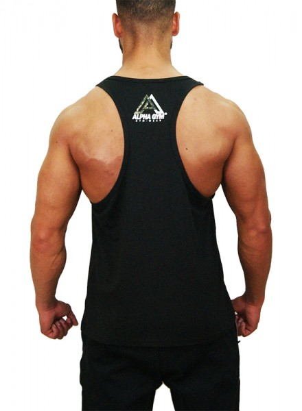 """MILITARY"" Stringer black"