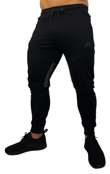 """PERFORMANCE"" PANTS black/grey"