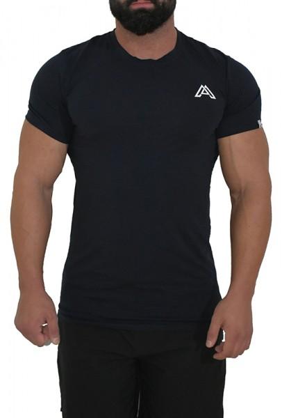 """MAGNUS"" T-Shirt navy/white"
