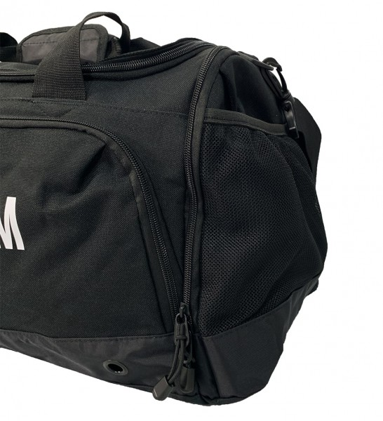 """PERFORMANCE"" GYM BAG black/white"