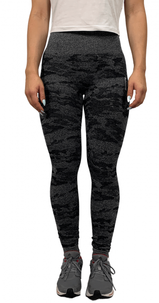 """GREY CAMOUFLAGE"" Leggings"