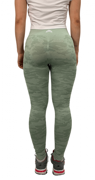 """GREEN CAMOUFLAGE"" Leggings"