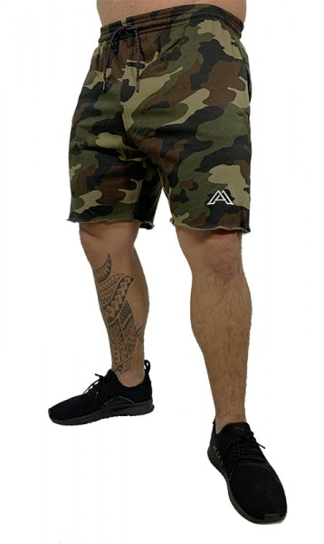 """PERFORMANCE"" Shorts Camouflage"
