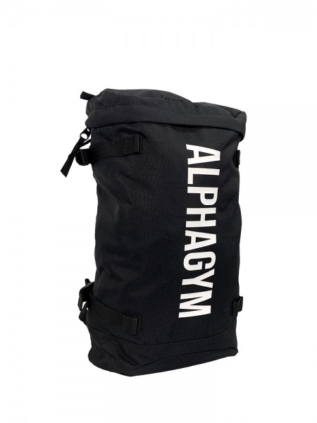 """URBAN"" Backpack black/white"