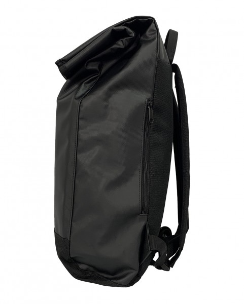 """LOCKDOWN"" WATERPROOF GYM BAG black"