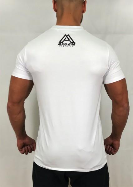 """""""MAJOR"""" T-Shirt white/black"""