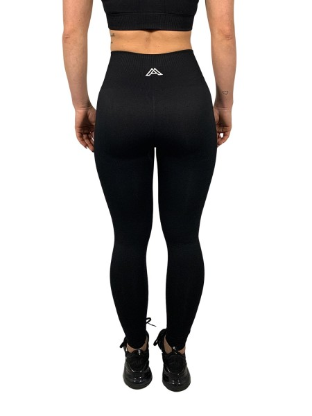 """FLYTNESS"" Seamless Leggings black"