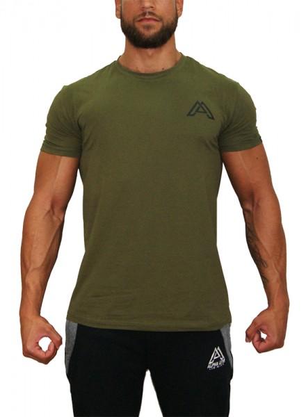 """CLASSIC"" T-Shirt MILITARY GREEN"