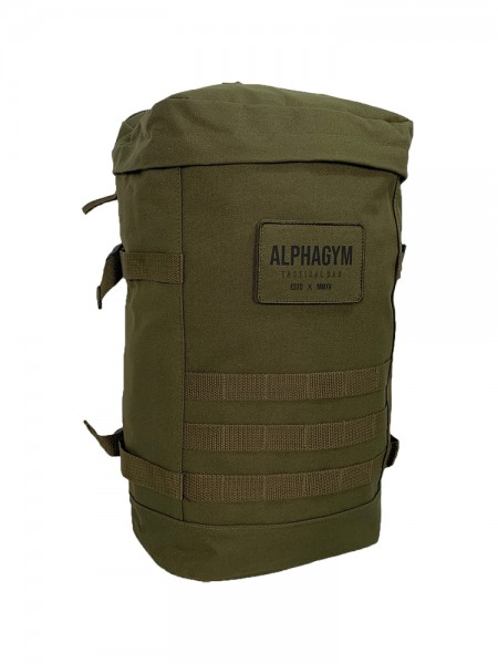 """TACTICAL BAG"" Backpack Military green"