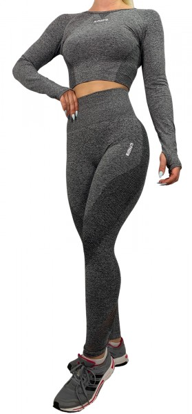 """PULSE"" Leggings grey"