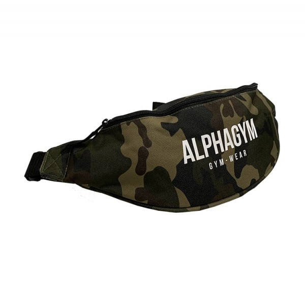 "ALPHA GYM ""ORIGINAL"" BELT BAG Camouflage"