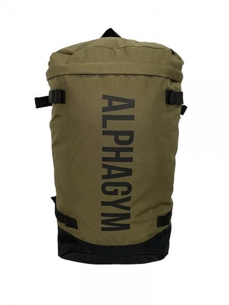 "ALPHA GYM ""URBAN"" Backpack Military Green"