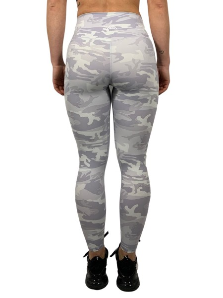 """WHITE CAMOUFLAGE"" Leggings"