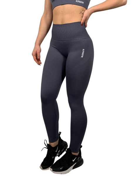 """FLYTNESS"" Seamless Leggings grey"