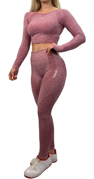 """LIMITLESS"" Seamless Leggings pink"
