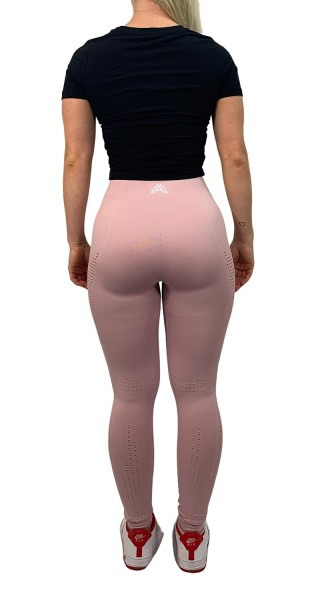 """RESISTANCE"" Leggings pink"