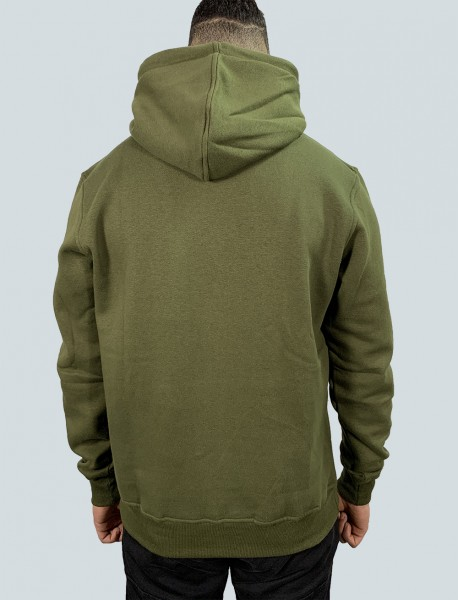 """ORIGINAL"" Hoodie military green/black"