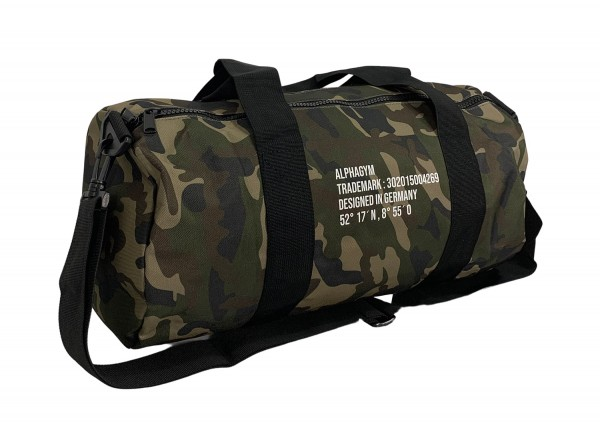 """LOCKDOWN"" DUFFLE BAG Camouflage"