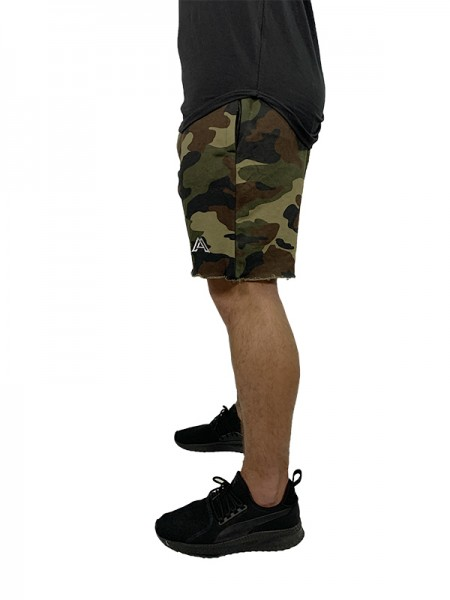 """PERFORMANCE"" Shorts Camouflage"